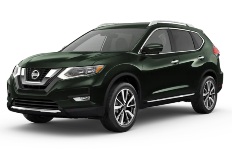 What Are The Exterior And Interior Color Options Of The 2020 Nissan Rogue