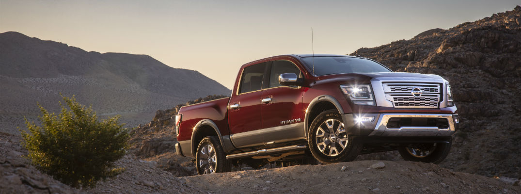 Nissan offers another look at the 2020 Titan, learn more today