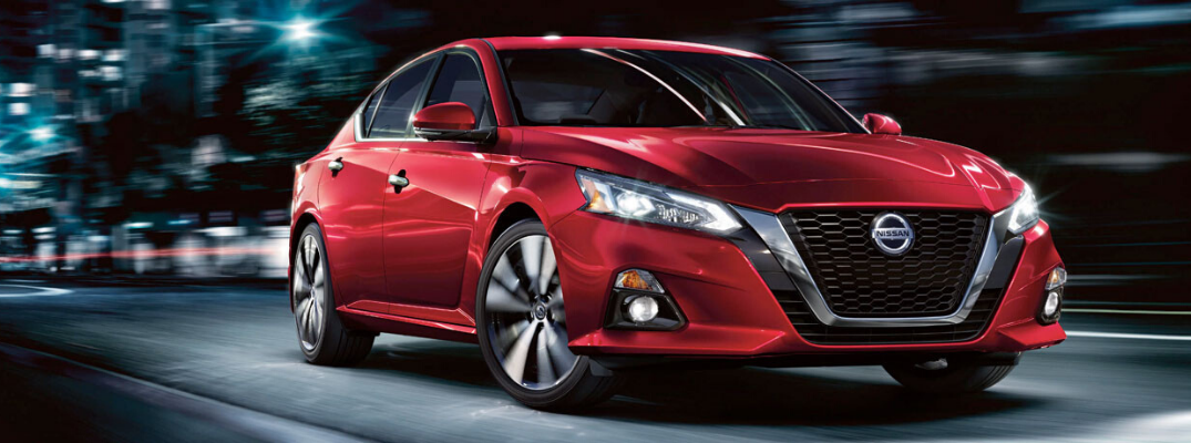 The 2020 Nissan Altima Offers The Horsepower, Torque and Fuel-Economy You Have Been Looking For