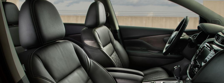Enjoy the Comfort of the NASA-Inspired Nissan Seats