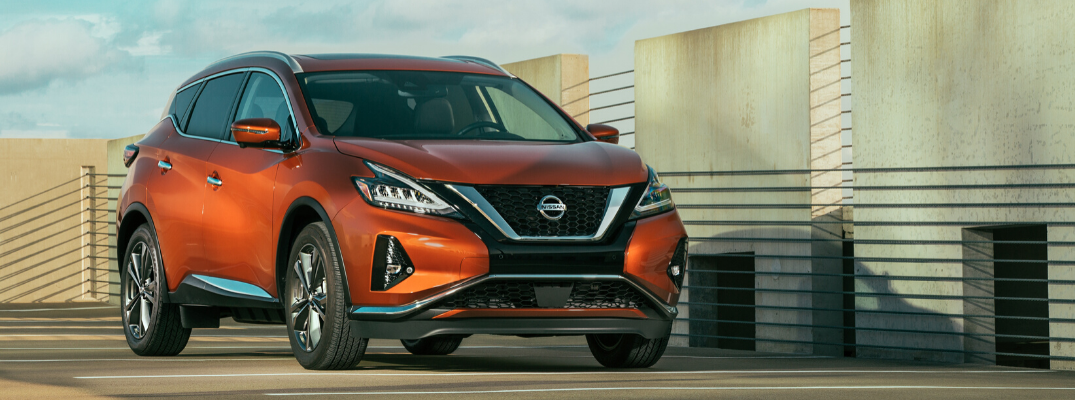 Which Colors Does the 2020 Nissan Murano Come In?