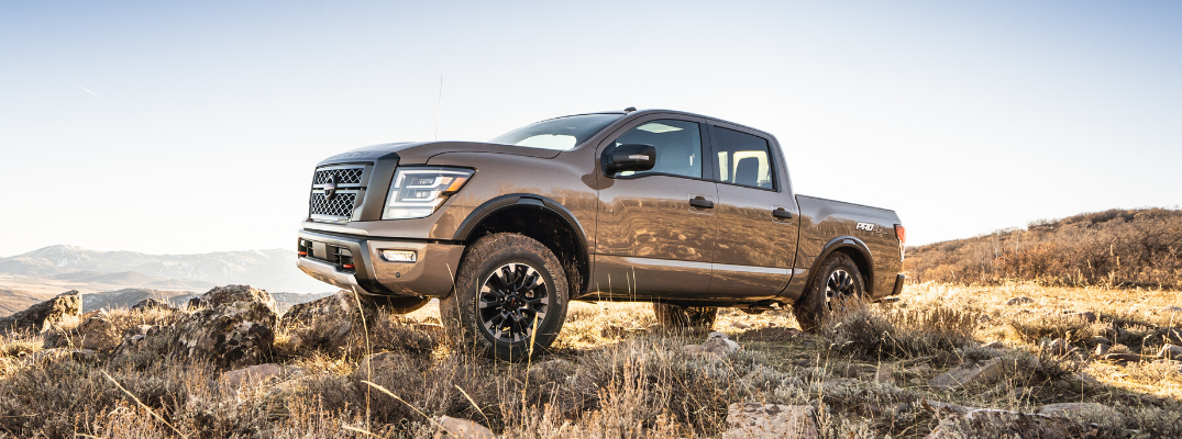 What's New for the 2020 Nissan TITAN?