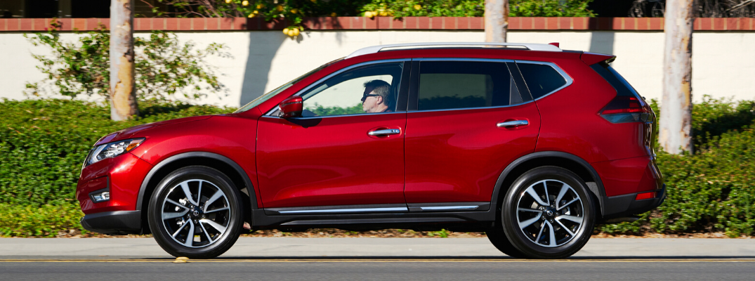 What Trim Levels Does the 2020 Nissan Rogue Come In?