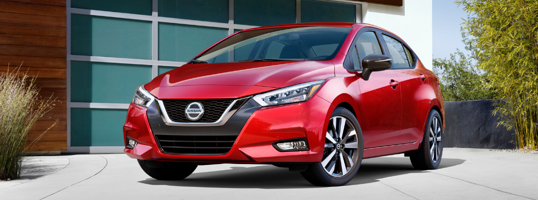In How Many Colors Does the 2020 Nissan Versa Come In?