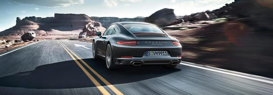 How Fast is the 2019 911 Carrera?