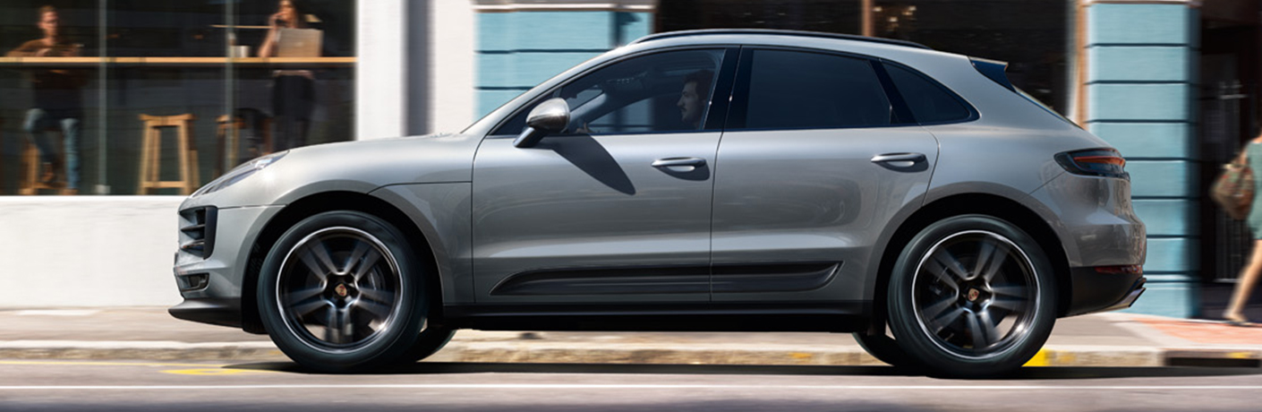 What Exterior Color Options are Available on the 2019 Porsche Macan?