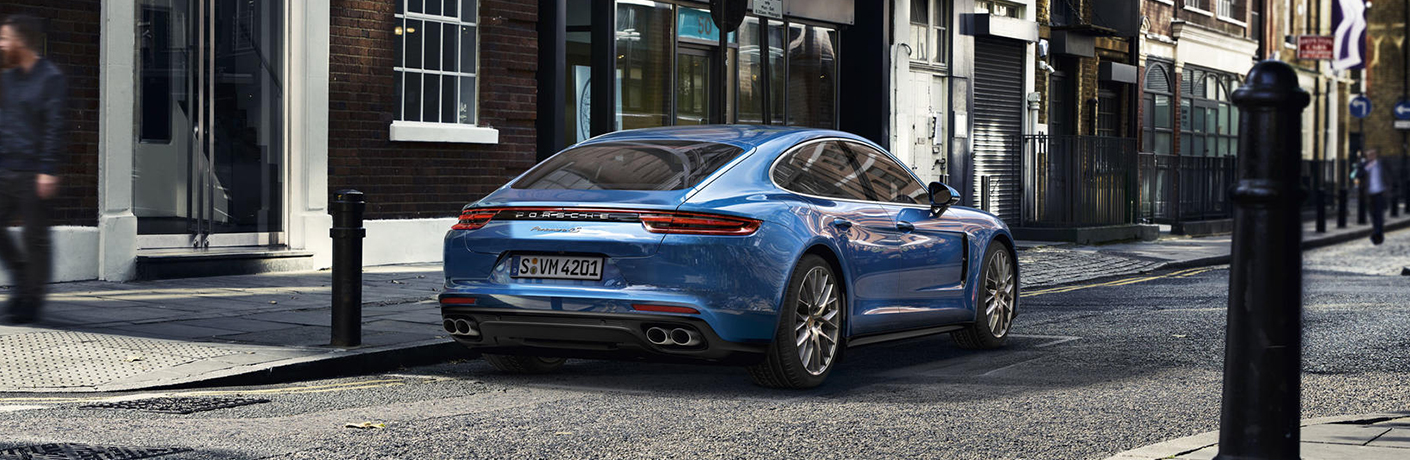 Check out the 2019 Porsche Panamera in Each of its 16 Exterior Color Options