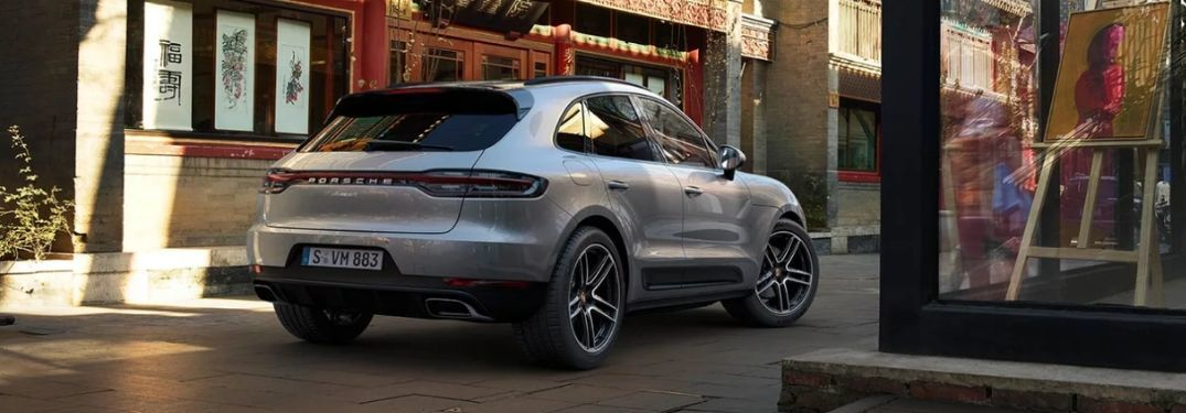 2020 Porsche Macan Exterior Color Options Porsche Colorado Springs