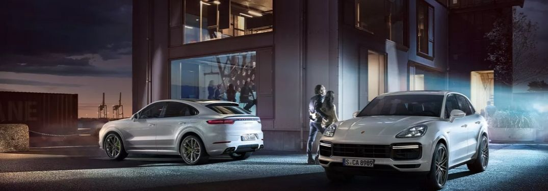 What Are the Porsche Cayenne and Porsche Cayenne Coupé Cargo Space Specs?