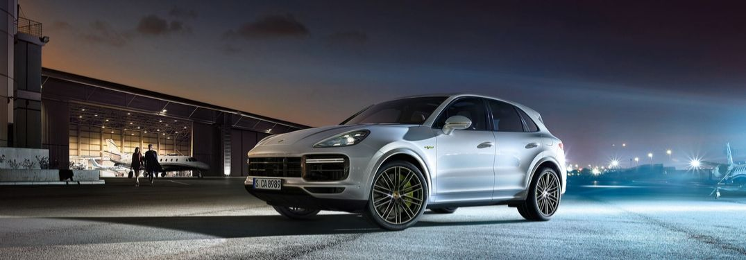 Stylish Porsche Cayenne Available in 11 Exterior Colors at Porsche of Colorado Springs