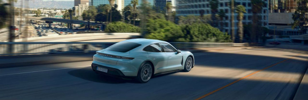 2020 Porsche Taycan 4S Performance Specs & Premium Features