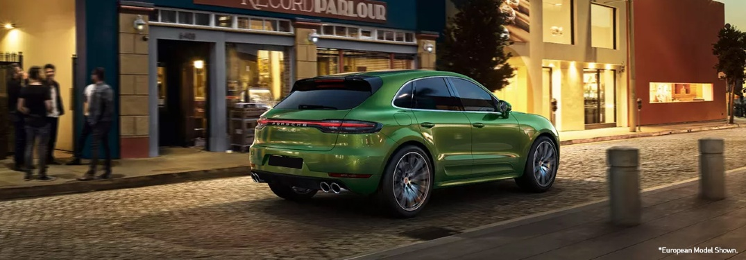 How much does the 2020 Porsche Macan cost?