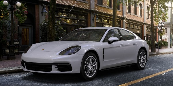2020 Porsche Panamera Exterior Color Options Photo Gallery