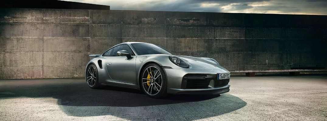 2021 Porsche 911 Turbo S Exterior Paint Colors