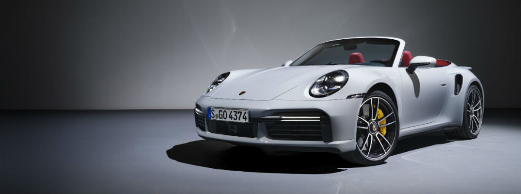 2021 Porsche 911 Turbo S Cabriolet Personalization Options And Colors