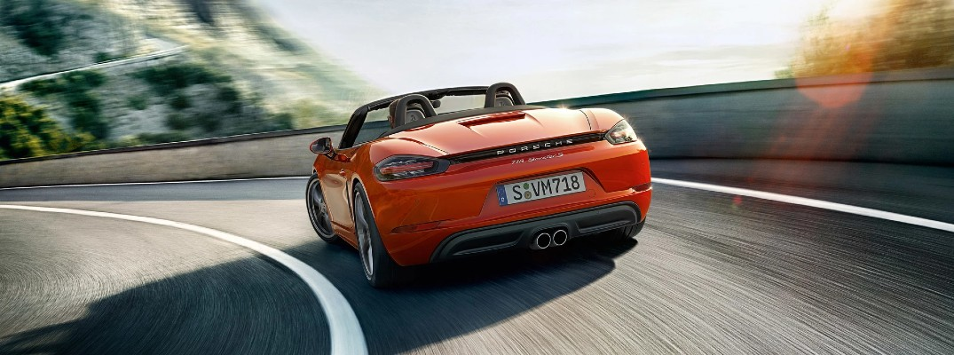 What Convertible Top Colors Does the 2020 Porsche 718 Boxster Have?