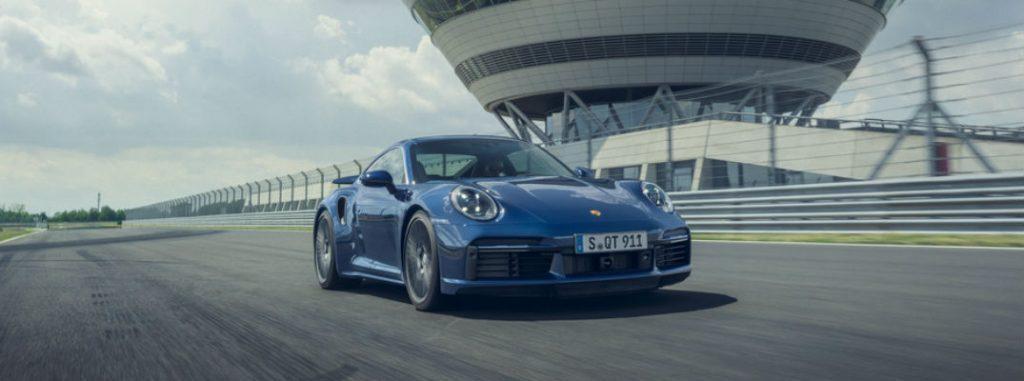 Guide To 2021 Porsche 911 Turbo Exterior Color Options