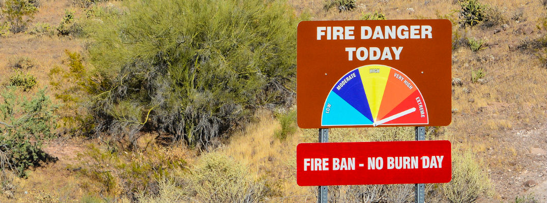 Colorado Springs Fire Department Enacts 2020 Burn Ban