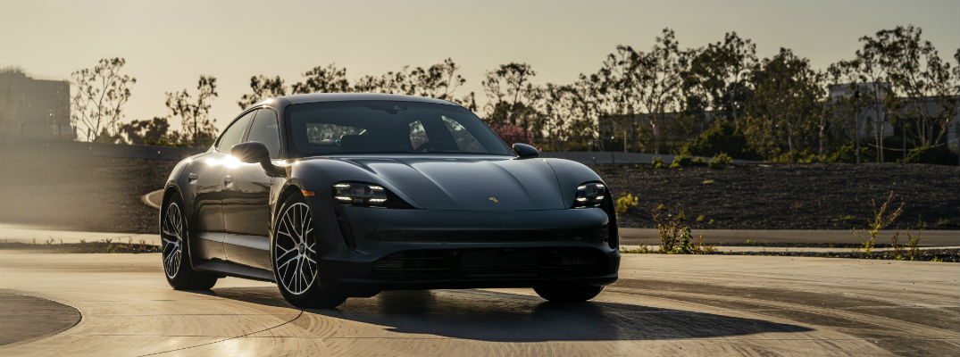 Porsche Taycan Brings Convenient Charging to 2021