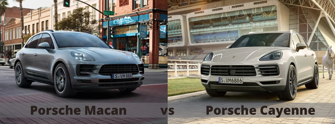 Which Porsche SUV is Best – Cayenne or Macan?