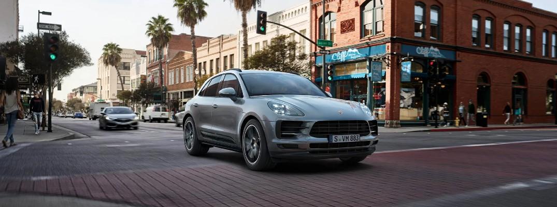 Silver 2021 Porsche Macan