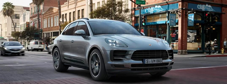 Gray 2021 Porsche Macan