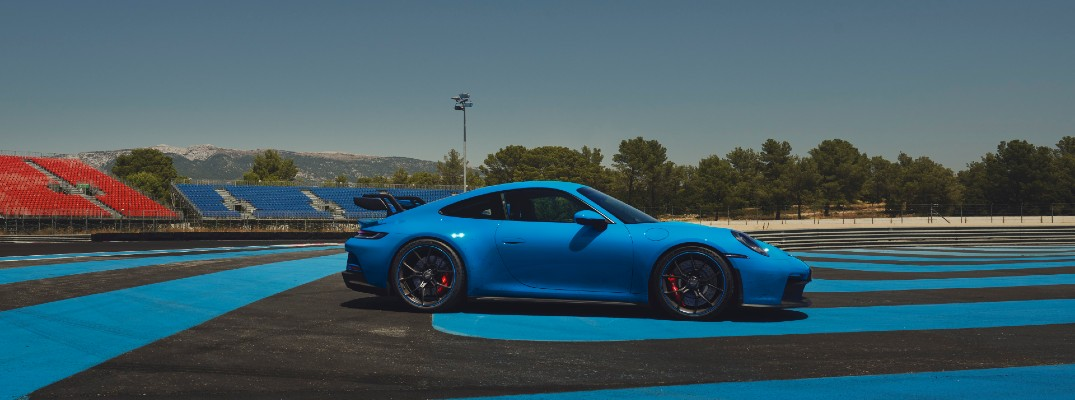 What Colors Does the Porsche 911 GT3 Come In?