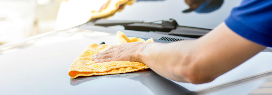 Keep your Porsche looking good with a fresh coat of wax!