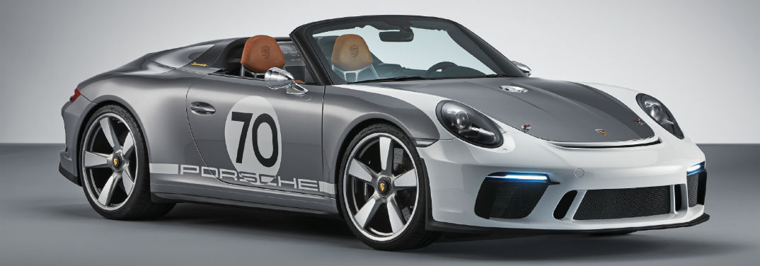Get Ready for the Porsche 911 Speedster Production Model