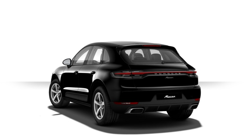 What Colors Does The 2019 Porsche Macan Come In