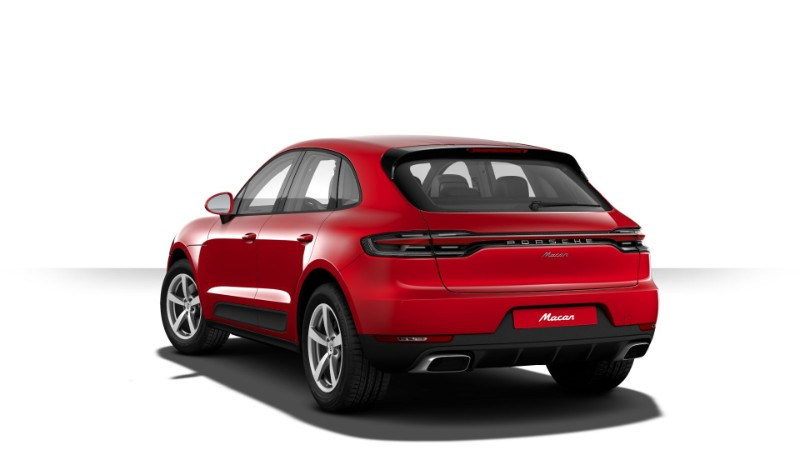 What colors does the 2019 Porsche Macan come in?