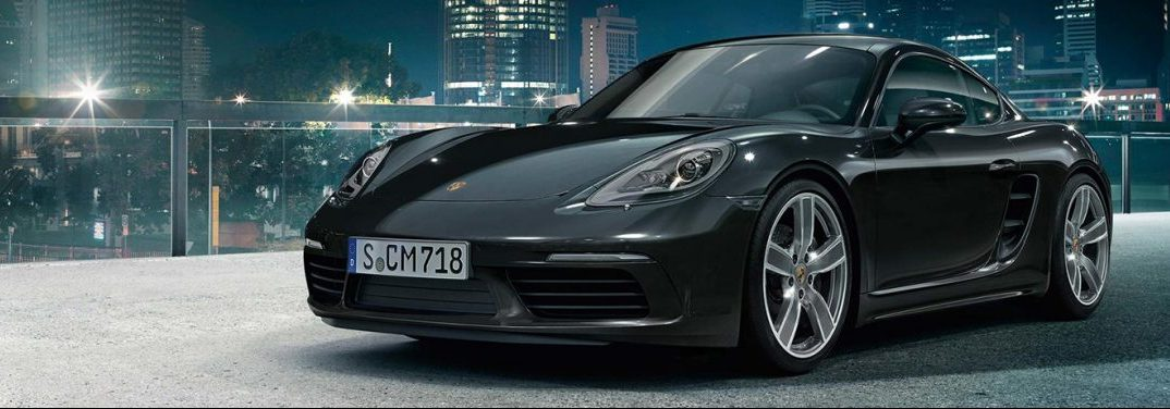 View the Exterior Paint Colors of the Porsche 718 Cayman GTS
