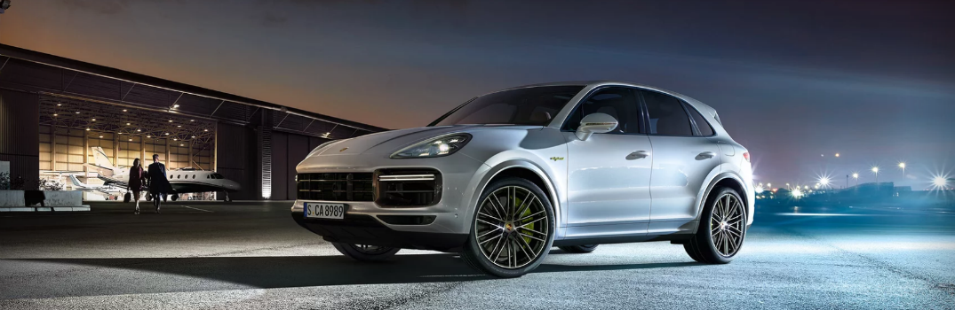 How much space is in the 2020 Cayenne?