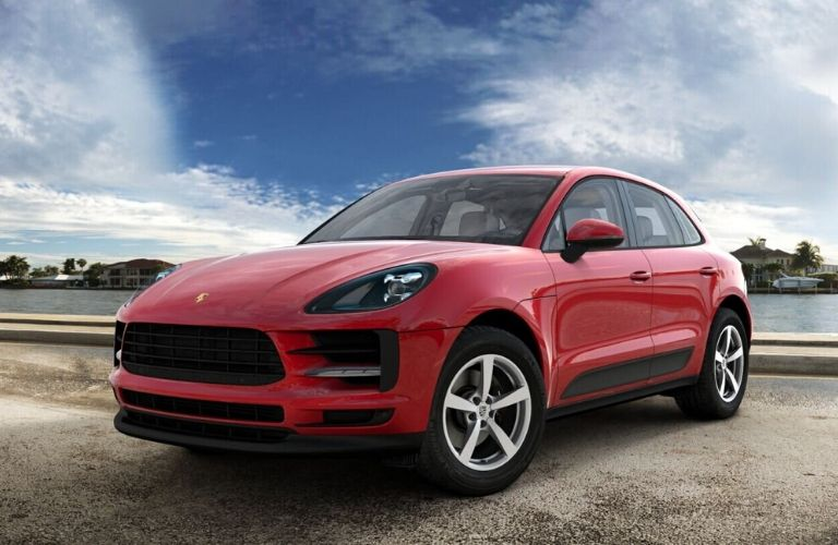 What Color Options Are Available For the 2020 Porsche Macan?