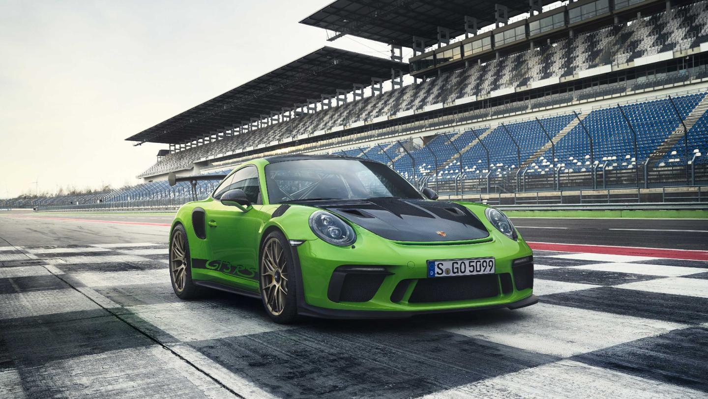 Which 2020 Porsche Model Is The Fastest Porsche Delaware