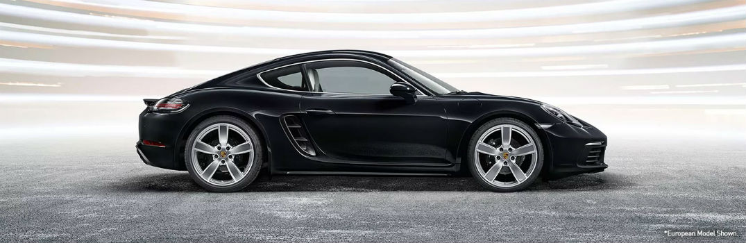 What's inside the 2020 Cayman?