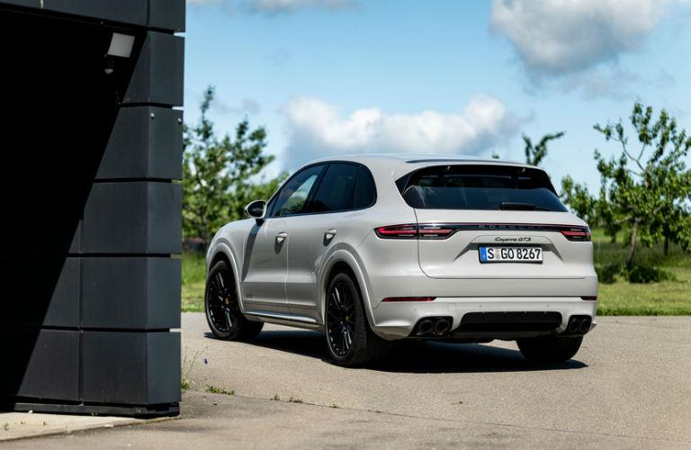 2021 Porsche Cayenne GTS back end