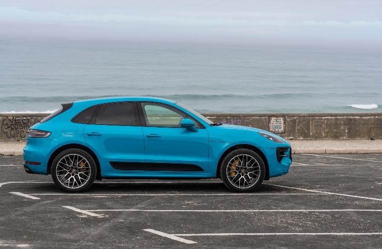 2020 Porsche Macan GTS profile view