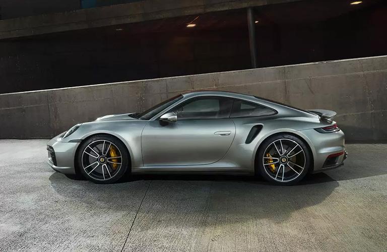 2021 Porsche 911 profile view