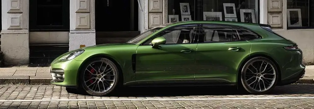 What color can I get a 2021 Porsche Panamera in?