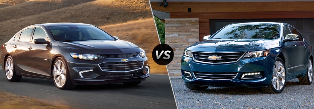 What's the best Chevy sedan?