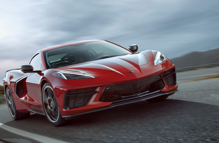 What Does The New 2020 Chevrolet Corvette Stingray Look Like