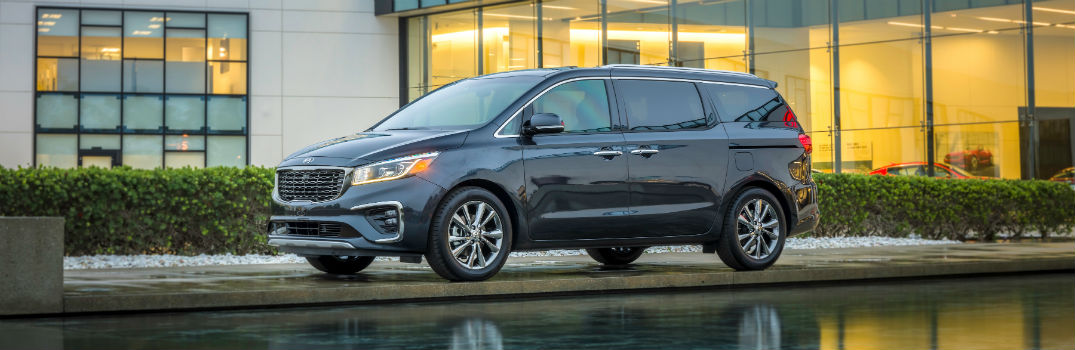 What's new in the 2019 Kia Sedona?