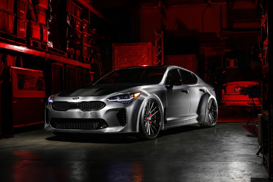 2019-DUB-Kia-Stinger-at-SEMA