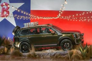 2020 Kia Telluride Exterior Passenger Side Profile in New York