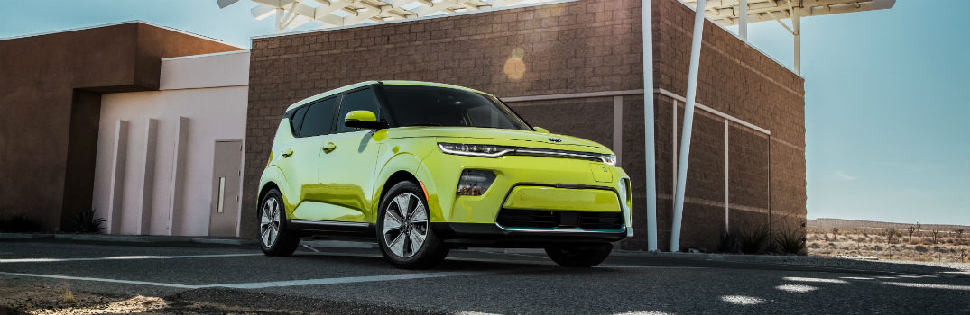 Introducing the all-new 2020 Kia Soul EV