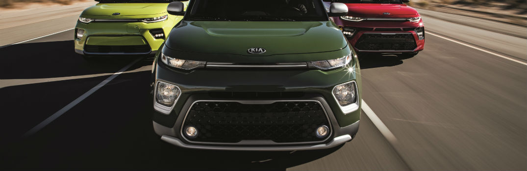 What did Kia bring to the LA Auto Show?