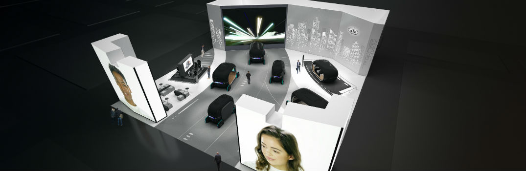 What is Kia's Real-time Emotion Adaptive Driving technology?