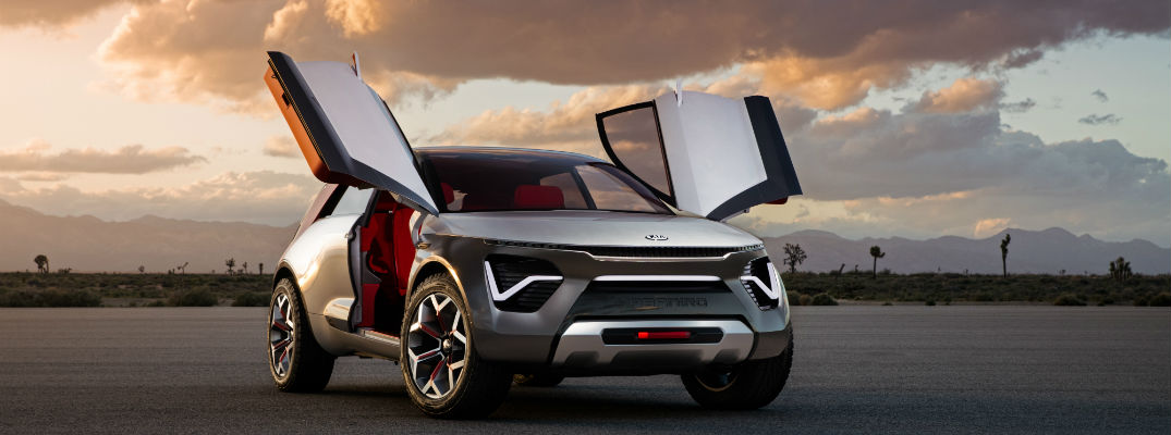 New Kia concept vehicle will be nothing if not very spicy