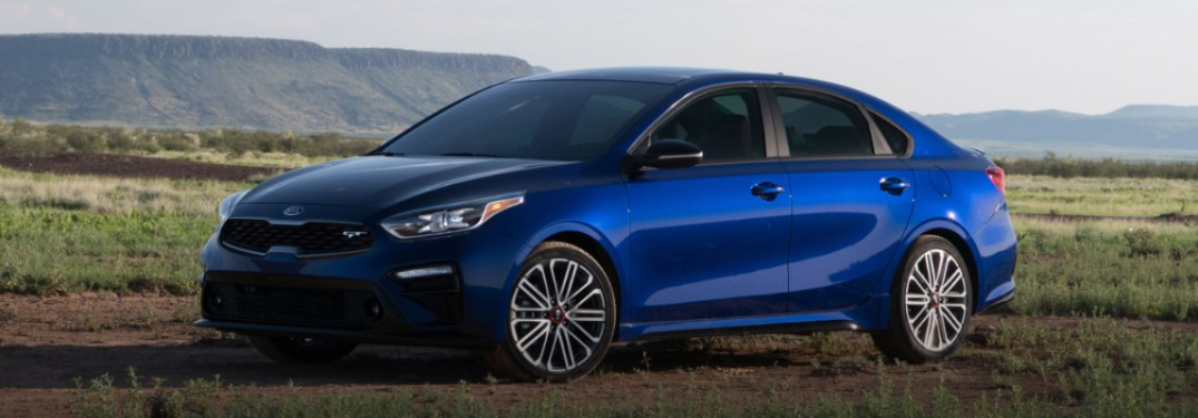 What's New with the 2020 Kia Forte?
